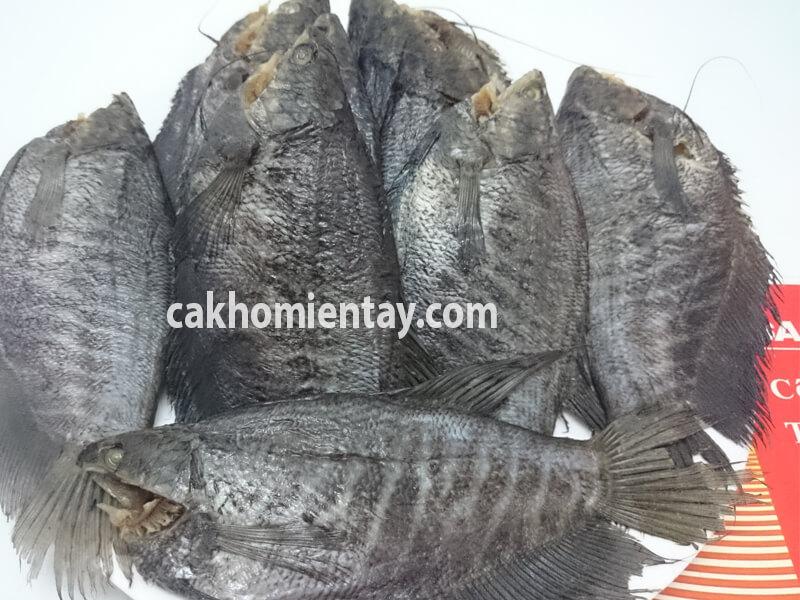 Khô cá sặc rằn, khô cá sặc bổi miền Tây